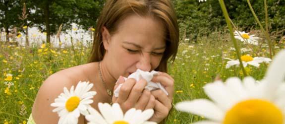 Аллергия: симптомы, виды, лечение